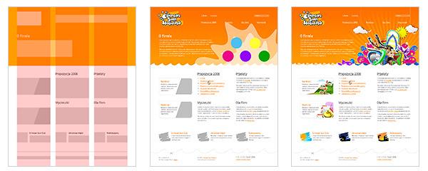 Сетки для веб дизайна